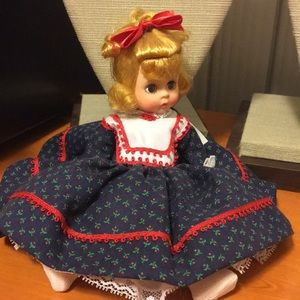 Dolly by Madame Alexander doll